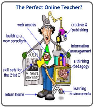 The Perfect Online Teacher?